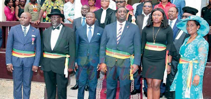 Douala : Mbassa Ndine imprime sa marque