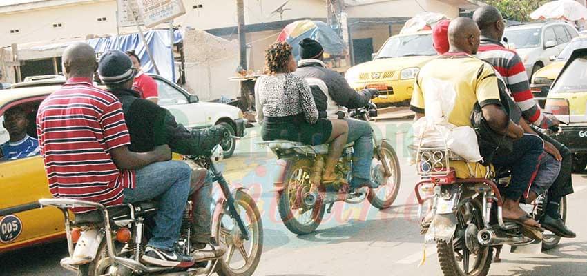 Désordre urbain : les motos-taxis bravent les restrictions