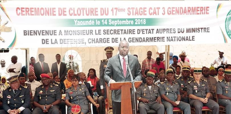 Image : Gendarmerie nationale: 595 sous-officiers aptes au commandement