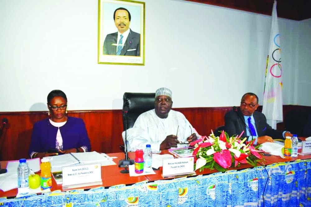 La commission des athlètes bientôt effective au Comité national olympique.