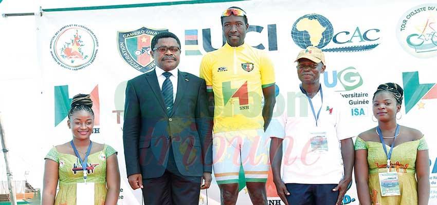 Cycling Tour of Cameroon: Cissé Isiaka Grabs Yellow Jersey
