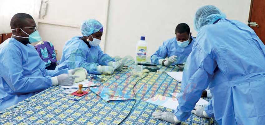 Tests rapides : opération de séduction à Garoua