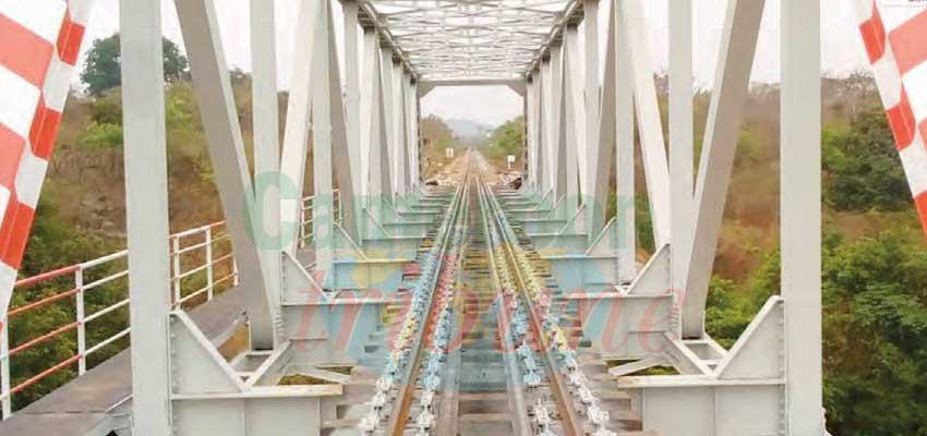 Chemin de fer : 13 ponts réceptionnés