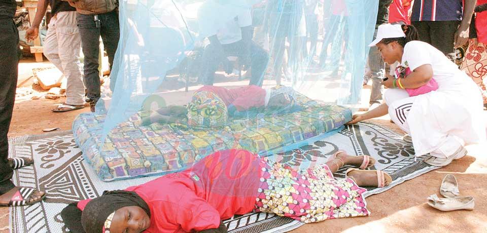 Paludisme : plus de 4000 décès en 2020