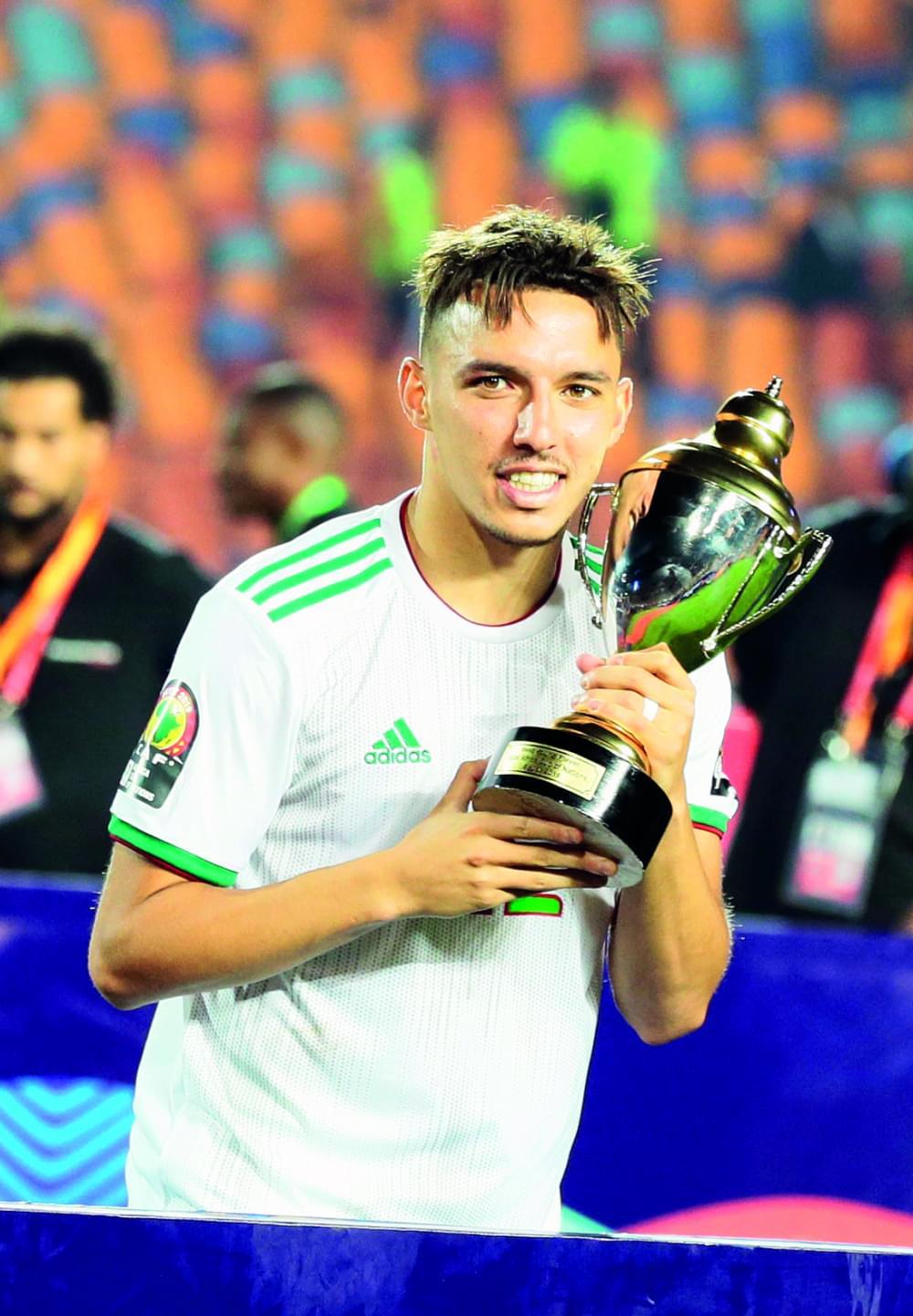 Un des piliers des champions d'Afrique.