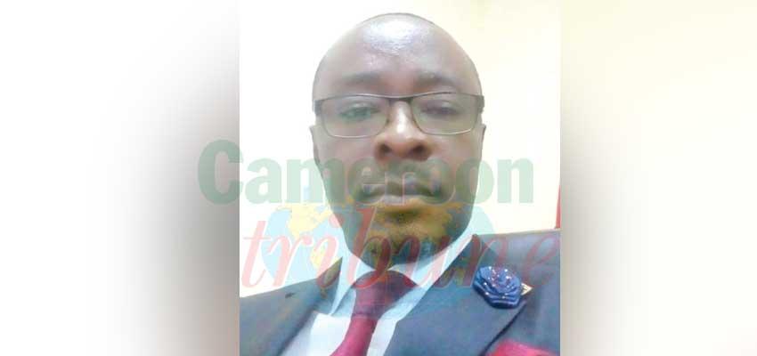 Dr Jean Daniel Bombela, politologue, université de Yaoundé II.
