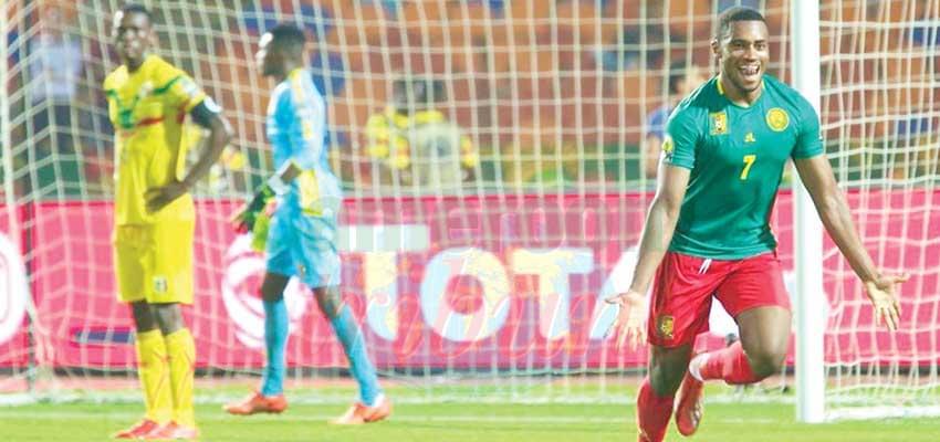 CAN U23  : le Cameroun se relance