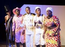 « Kamerun », une incursion dans le passé colonial camerounais. (Photo : Goethe Institut)