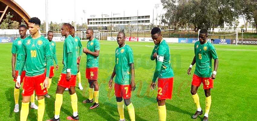 Préparation du CAN U20 : les Lionceaux tombent face à la Gambie