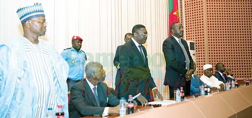 Présidence de la République: les secrétaires généraux adjoints en poste