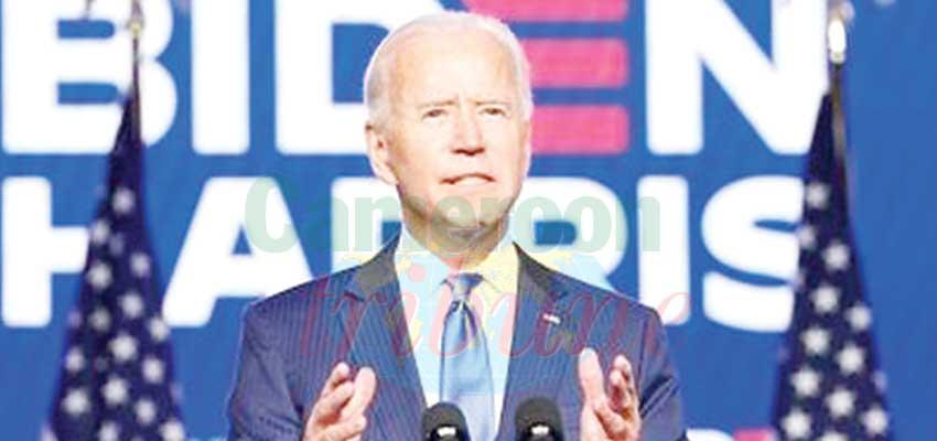 Joe Biden devra œuvrer pour que les Etats-Unis retrouvent l'aura qu'ils n'auraient jamais dû perdre.