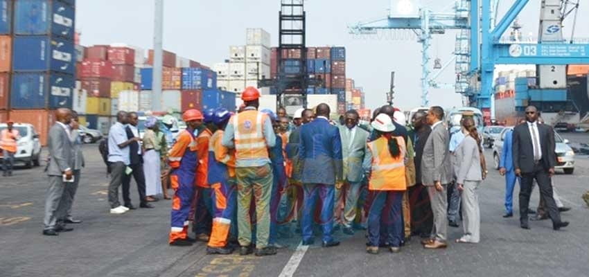 Institutions : du mieux pour les employés portuaires