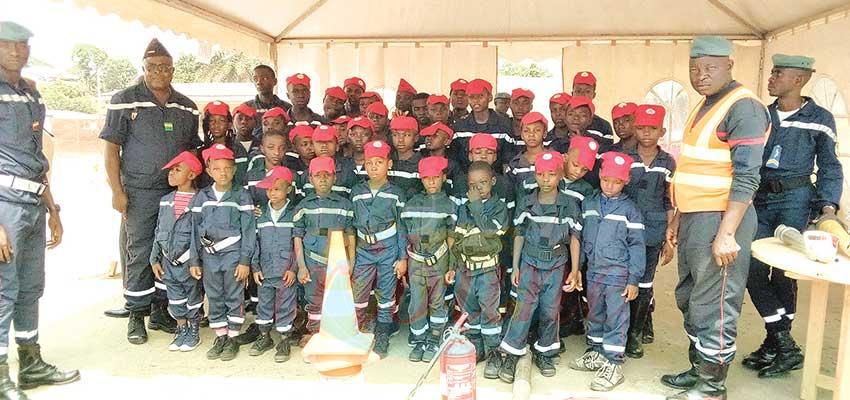 Douala: 40 jeunes formés au premier secours