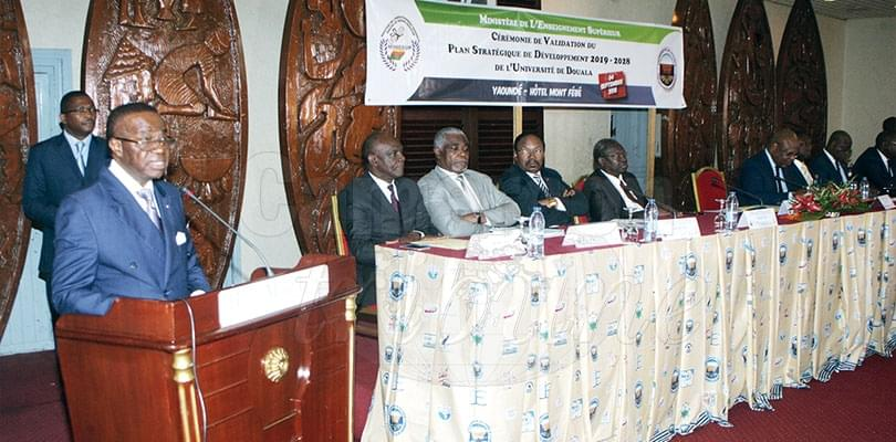 Université de Douala: l'heure de la grande mue