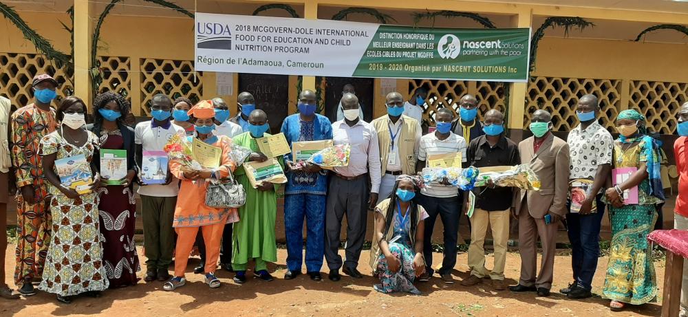 Adamaoua : cinq meilleurs enseignants primés
