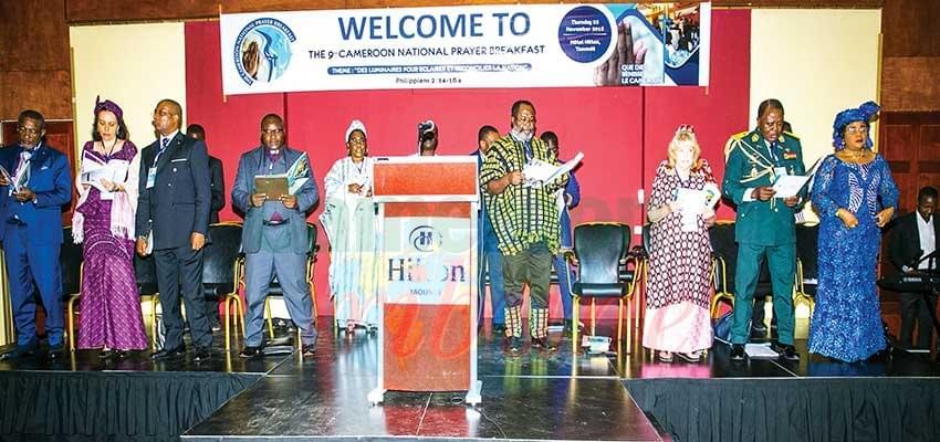 Paix et reconciliation: Des prières pour le Cameroun