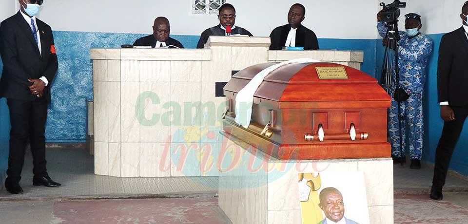 Nécrologie  : Ngahane Isaac entame son dernier voyage