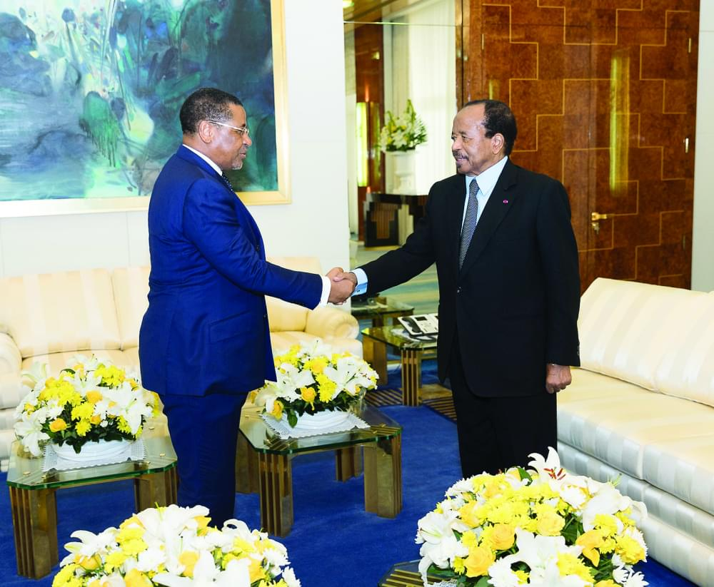 Cameroon-CEMAC : Growing Security, Peace Cooperation