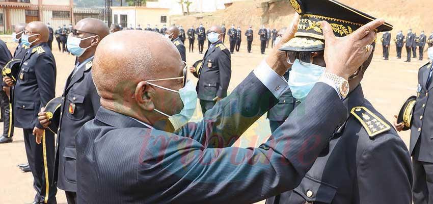Sûreté nationale : plus de 500 fonctionnaires de police honorés