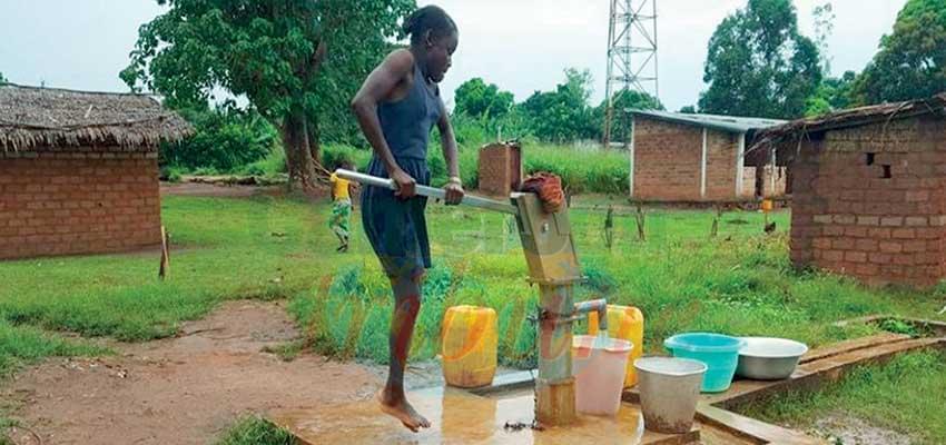 Centrafrique: plus de 100 forages pour Bangui