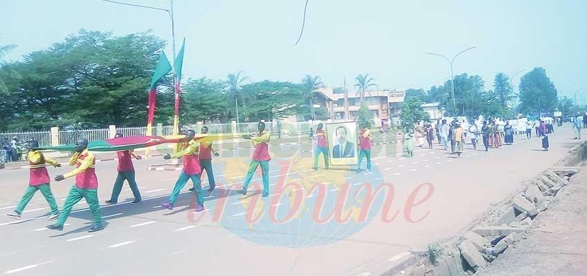 Image : Bertoua : l'attachement au Cameroun en vitrine