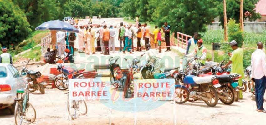 Effondrement du pont de Palar à Maroua : une voie de contournement ouverte