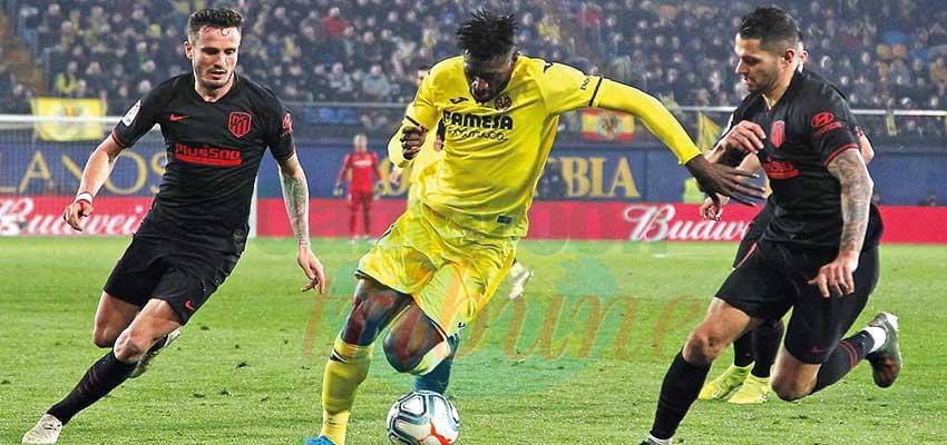 Joueurs africains de la Liga : Zambo Anguissa dans le top 5
