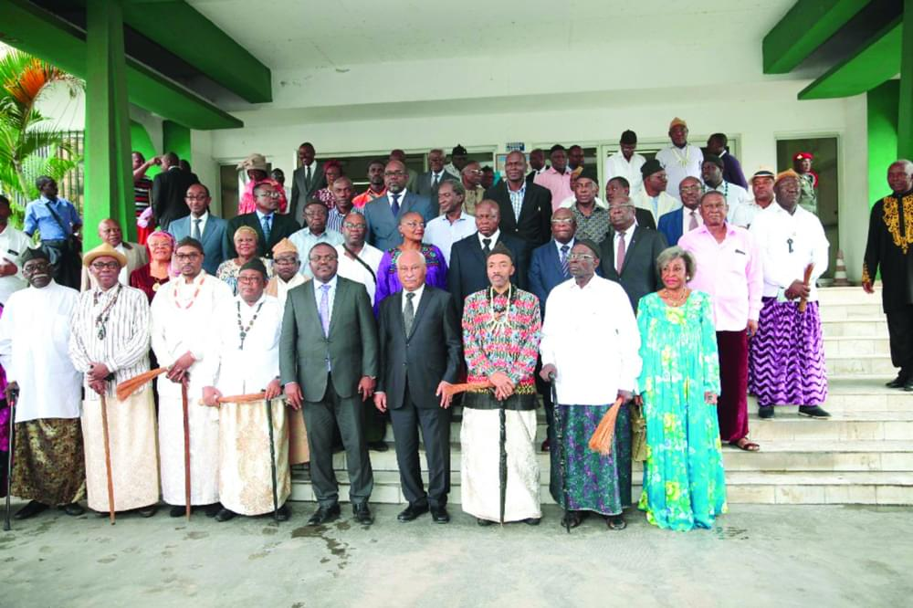 Les Sawa du Wouri disent leur respect de l'unité nationale.