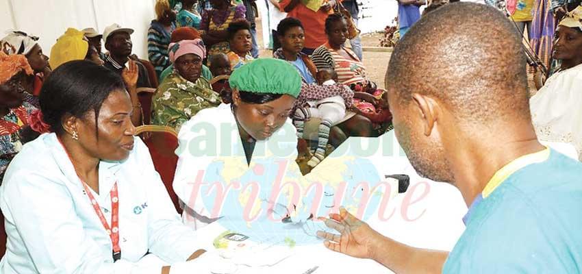 Maladies du cœur : plus de 1 000 consultations à Meyomessala
