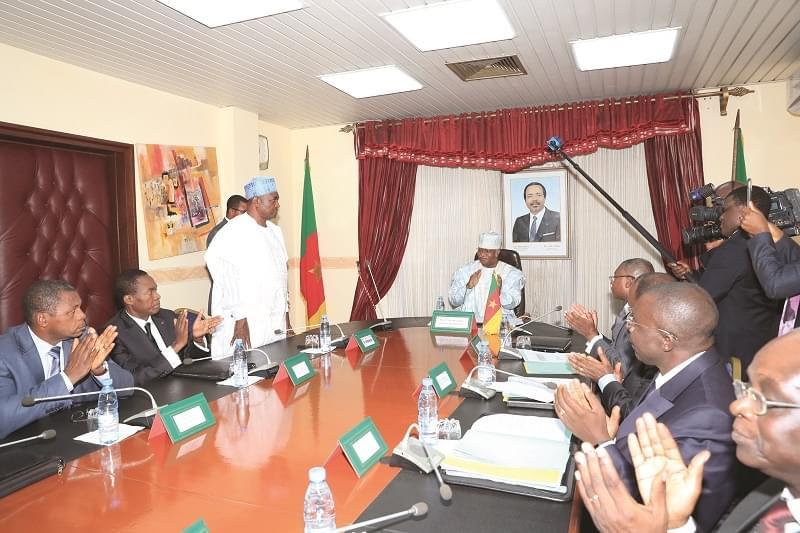 Disarmament Commitee: Fai Yengo Francis Takes Command