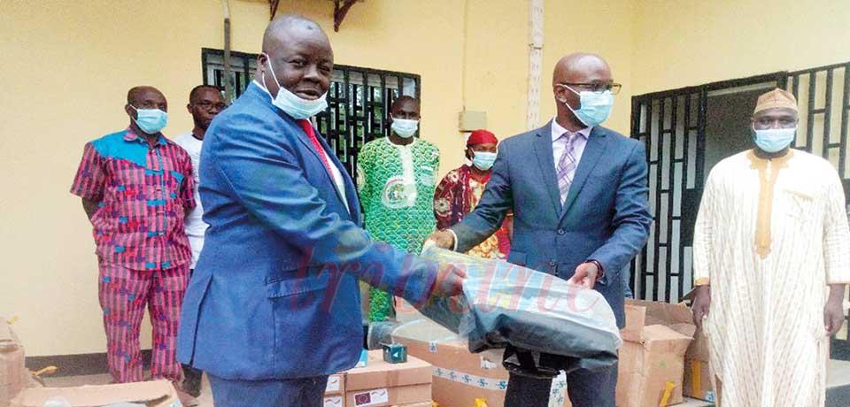 Ecole de faune de Garoua : la GIZ offre du matériel de camping