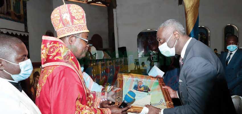 Eglise catholique orthodoxe Métropole d'Afrique : prière pour la nation