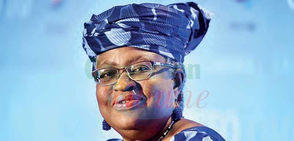Election à l'OMC : Ngozi Okonjo bien partie