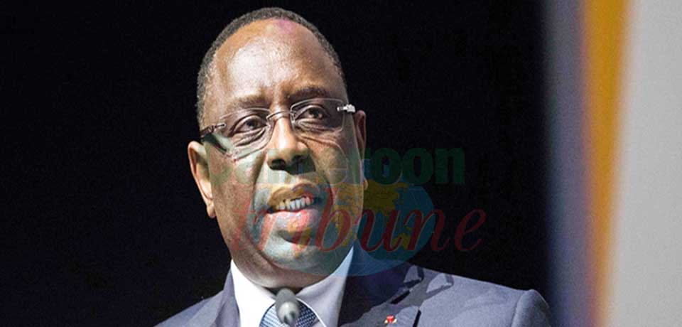 Senegal : President Macky Calls For Calm
