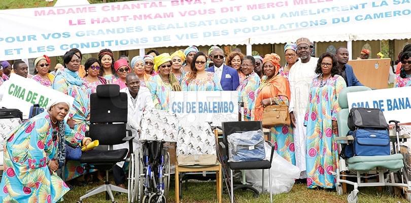 Haut-Nkam: le CERAC redonne la santé