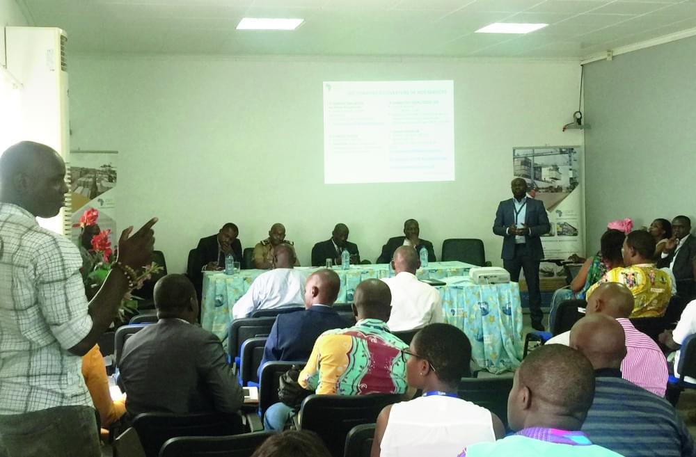 Image : Port de Douala: on prévient la congestion