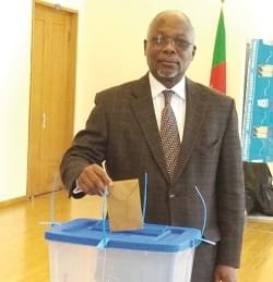Cameroonians in China Cast Votes