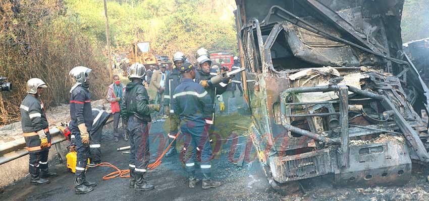 Axe Dschang-Douala : horreur sur la route