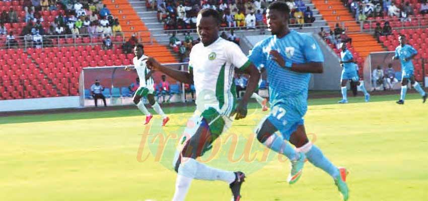 Coupe de la Confédération CAF : Coton défie Green Eagles