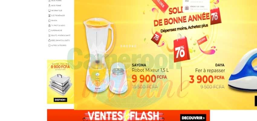 Commerce en ligne : le Cameroun tisse sa toile