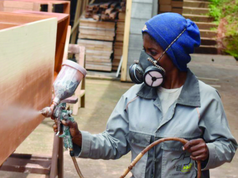 Forestry: Women Urged To Join Wood Processing