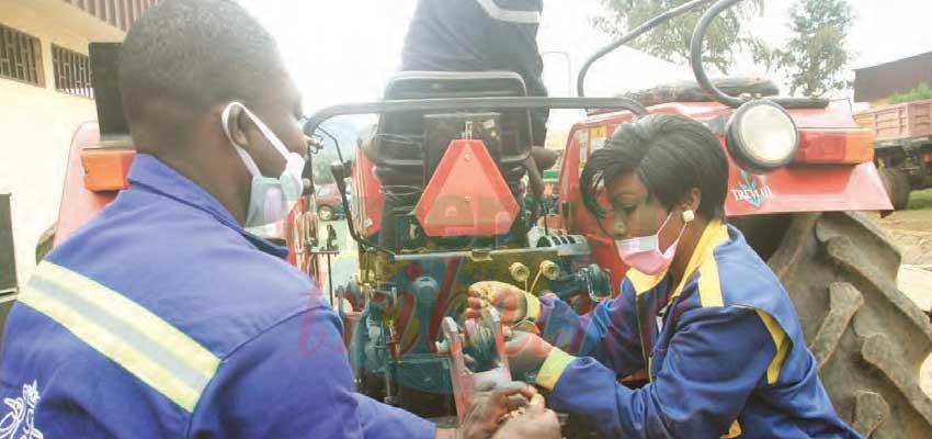 Machinisme agricole : des conducteurs prêts à l'emploi