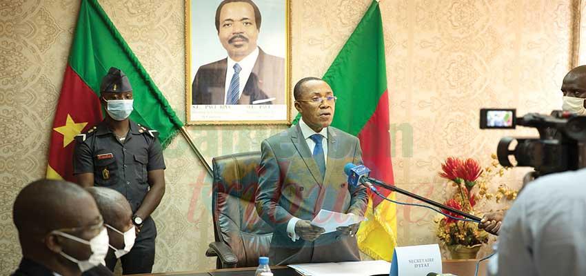 Lutte contre le Covid-19 au Cameroun : 200 brevets d'inventions à pourvoir