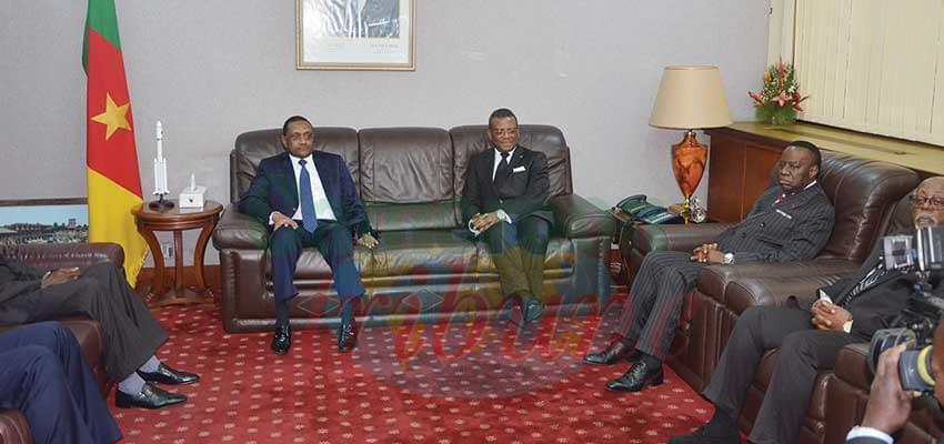 Les travaux de Yaoundé marquent une nouvelle étape.