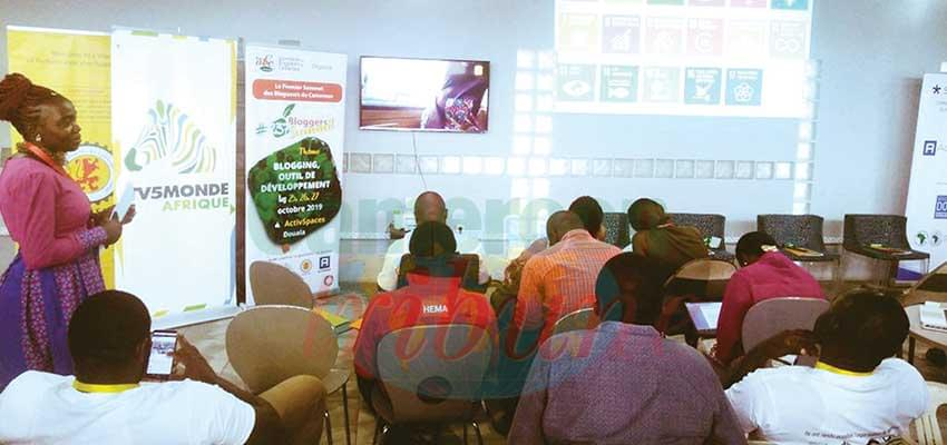 TIC : les blogueurs pensent développement