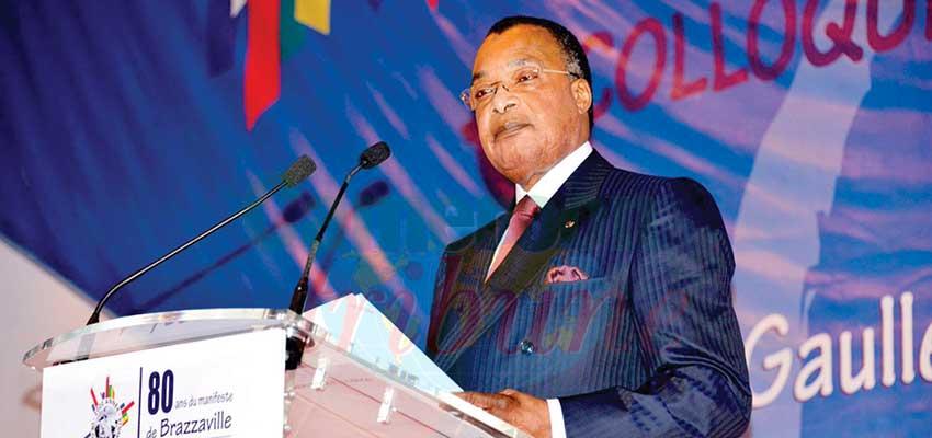 Lutte contre le terrorisme : l'Afrique veut plus de solidarité