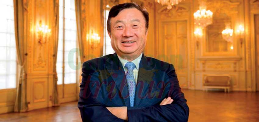 Honneur à Ren Zhengfei