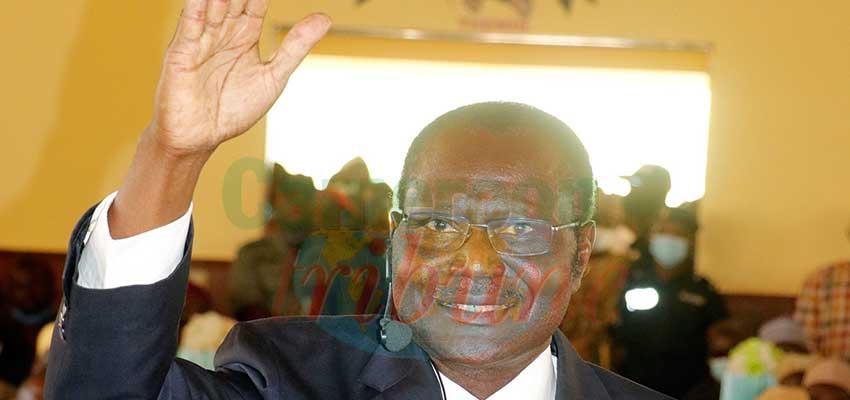 Daniel Kalbassou a juré de remplir pleinement sa mission au cours d'une cérémonie très courue le 15 janvier dernier.