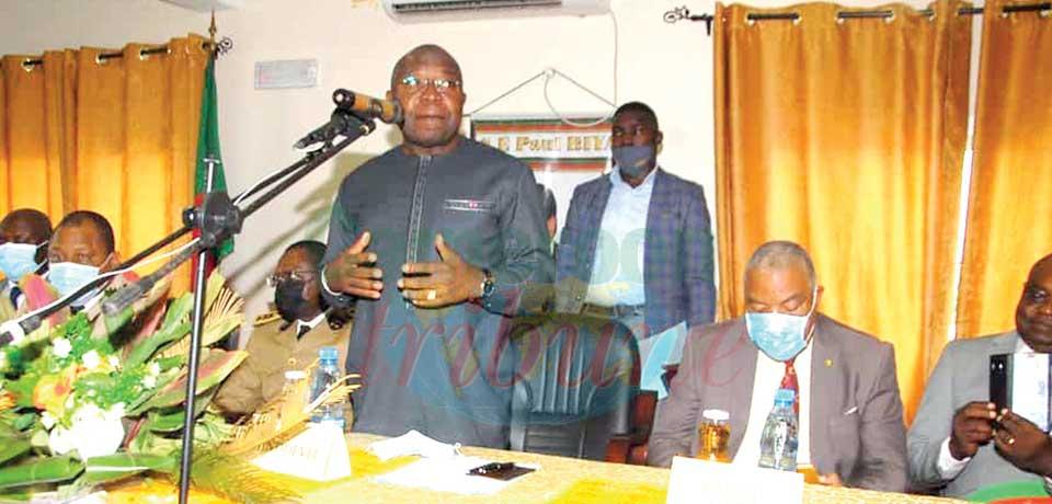 Décentralisation : le ministre sensibilise les maires du Sud