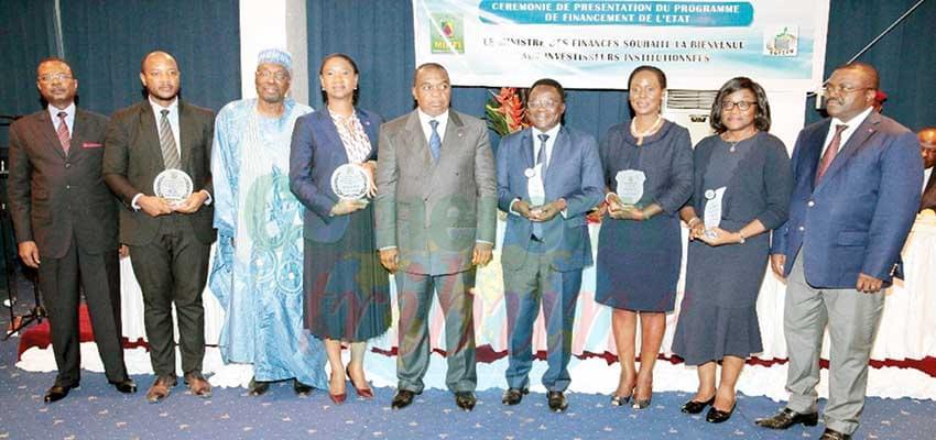 Financement des projets de l'Etat : le Minfi récompense ses partenaires